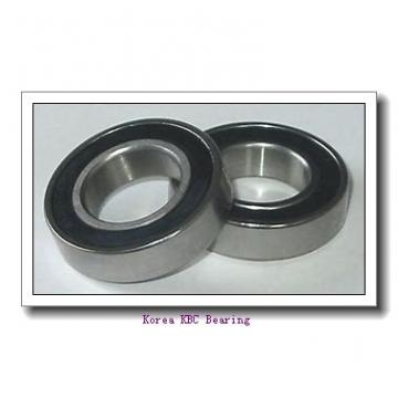 KBC 6204Z Korea Bearing 20*47*14